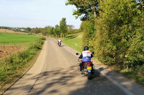 Motorrijbewijspoint Heerlen examengarantie