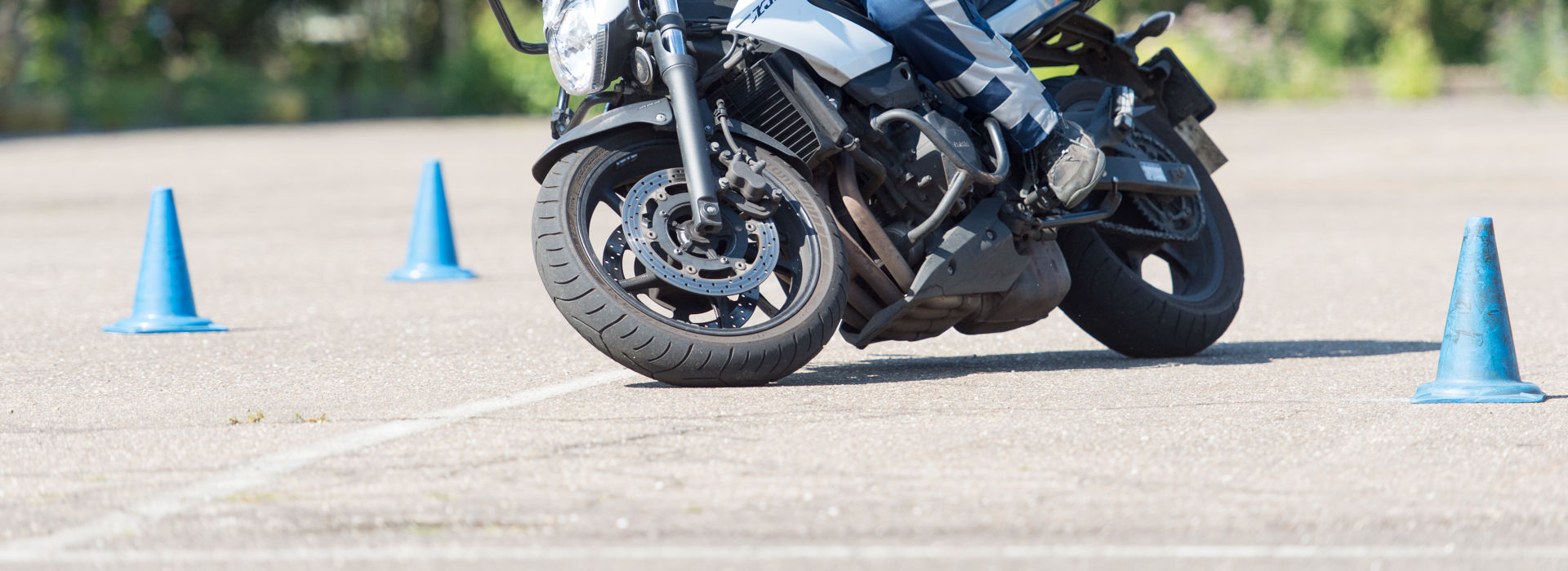 Motorrijbewijspoint Heerlen rijtest