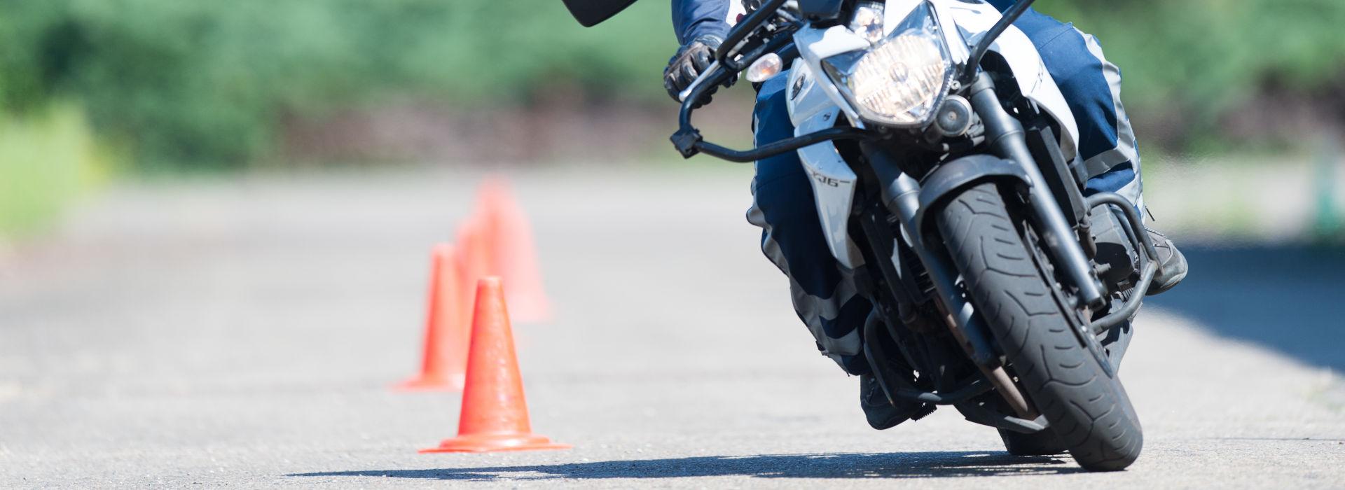 Motorrijbewijspoint Heerlen motor rijvaardigheid